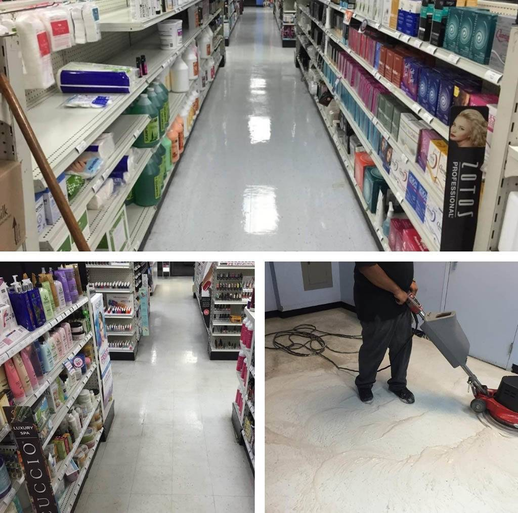 Commercial Cleaning - After Hours